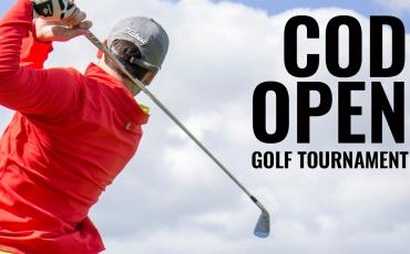 COD Open Golf Tournament – Cancelled