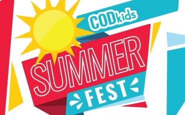 CODkids Summer Fest