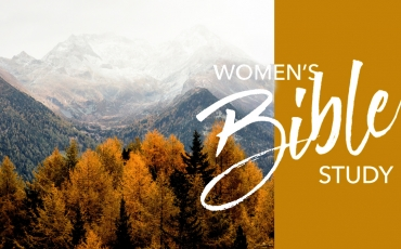 Women's Fall Bible Study (Virtual)
